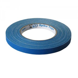 blue spike tape