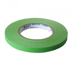 green spike tape
