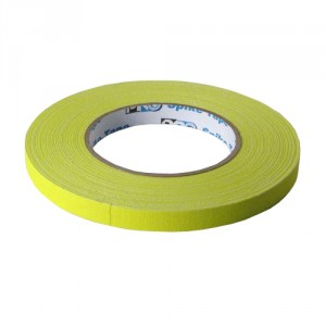 yellow spike tape