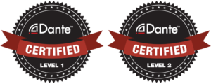 Dante Certifications